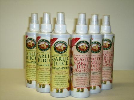 Garlic Juice Spray Six Pack (6x237mL)